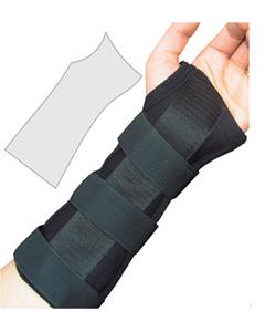 Termoplastyczna orteza nadgarstka Orthocare 4325